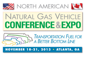 2013 North American NGV Conference & Expo (ENDORSED BY NGV GLOBAL)