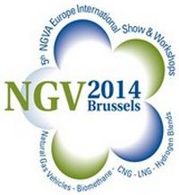 NGV 2014 Brussels - 5th NGVA Europe International Show and Workshops (ENDORSED BY NGV GLOBAL)