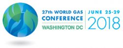 WGC 2018 - 27th World Gas Conference