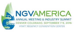 2016 NGVAmerica Annual Meeting & Industry Summit